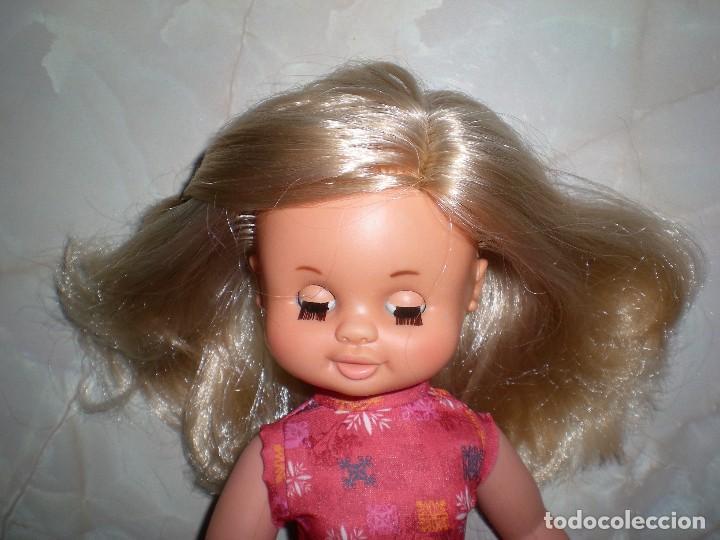 Otras Muñecas de Famosa: rara muñeca begoña de famosa raya al lado original años 60 NUEVA SIN USO brazos unidos con gomas - Foto 5 - 88952560