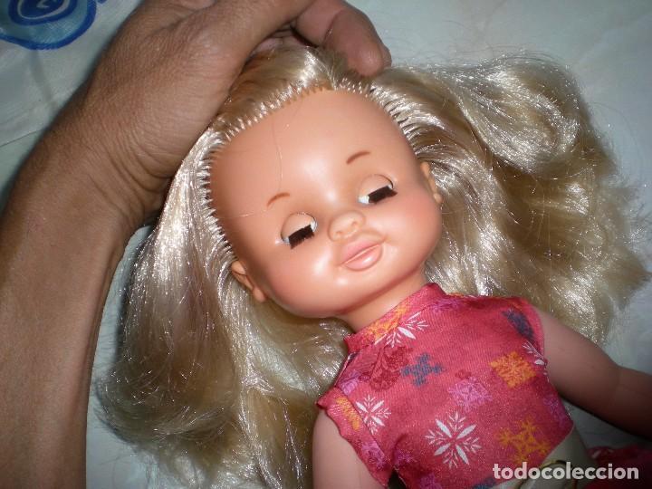 Otras Muñecas de Famosa: rara muñeca begoña de famosa raya al lado original años 60 NUEVA SIN USO brazos unidos con gomas - Foto 6 - 88952560