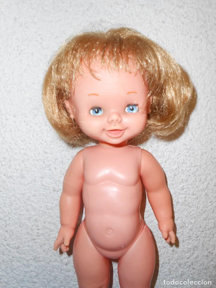 CAROLIN DE FAMOSA AÑOS 60 (Juguetes - Muñeca Española Moderna - Otras Muñecas de Famosa)