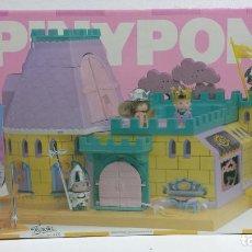 Otras Muñecas de Famosa: PIN Y PON CASTILLO MEDIEVAL 2317-ESTRENAR-1990. Lote 89878012