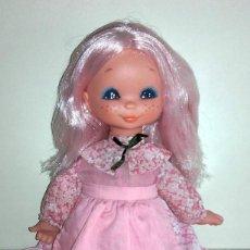 Otras Muñecas de Famosa: MUÑECA ROSALINA PELO ROSA DE FAMOSA. Lote 91274325