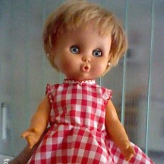Otras Muñecas de Famosa: MUÑECA CAROL FAMOSA IRIS MARGARITA PELO CORTO FLEQUILLO DE LAS PRIMERAS AÑOS 60. Lote 93271855