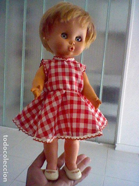 Otras Muñecas de Famosa: muñeca Carol Famosa iris margarita pelo corto flequillo de las primeras años 60 - Foto 8 - 93271855