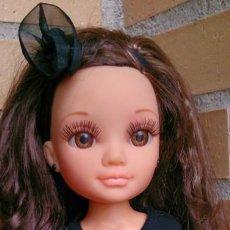 Otras Muñecas de Famosa: MUÑECA NANCY NEW FAMOSA NEW YORK, PELO LARGO CASTAÑO. Lote 94034175