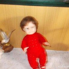 Otras Muñecas de Famosa: MUÑECO DE FAMOSA DE PRINCIPIOS DE LOS 60 ,MIDE 35CENT ,OJOS IRIS MARGARITA . Lote 94509054