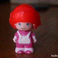 Otras Muñecas de Famosa: MUÑECO MUÑECA FIGURA PINYPON CHICA - FAMOSA, AÑOS 90. Lote 94528674