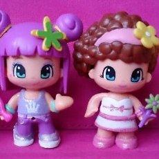 Otras Muñecas de Famosa: LOTE 4 MUÑECAS PIN Y PON PINYPON FAMOSA . Lote 94935611