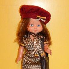 Otras Muñecas de Famosa: MUÑECA ELEN PELIRROJA DE FAMOSA - AÑOS 70. Lote 96627407
