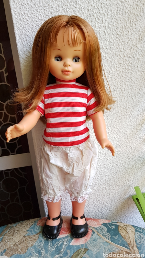 Otras Muñecas de Famosa: MUÑECA SALLY DE FAMOSA AÑOS 70 MIDE 50 CM - Foto 8 - 96938888
