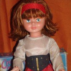 Otras Muñecas de Famosa: BONITA MUÑECA PIERINA DE FAMOSA COMPLETA DE ORIGEN PESTAÑA GRUESA 60 CM MUY BUEN ESTADO. Lote 97296483