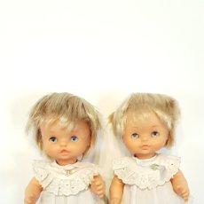Otras Muñecas de Famosa: CHIQUITIN Y CHIQUITINA DE FAMOSA. Lote 98692172
