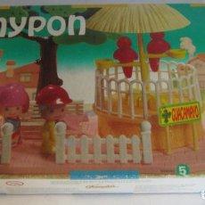 Otras Muñecas de Famosa: PIN Y PON REF 2449, GUACAMAYO, EN CAJA. CC. Lote 98823067