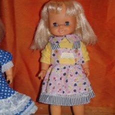 Otras Muñecas de Famosa: BONITA MUÑECA HELEN O MARIA DE FAMOSA CON FLEQUILLO AÑOS 80 ENTREPIERNA PARA SOLDAR. Lote 99286999