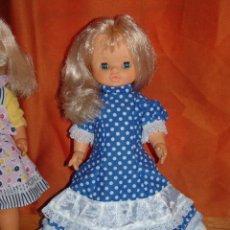 Otras Muñecas de Famosa: PRECIOSA MUÑECA MILY DE FAMOSA AÑOS 70 MUY BUEN ESTADO PELO HA MECHAS DOS TONOS DE ORIGEN. Lote 99287283