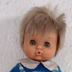 Otras Muñecas de Famosa: NENUCO 1989 MUÑECO MUÑECA FAMOSA ROPA ORIGINAL BUEN ESTADO . Lote 99299431