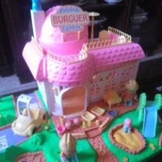 Otras Muñecas de Famosa: BURGUER CENTER PINYPON. Lote 100254167
