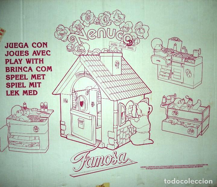 Otras Muñecas de Famosa: NENUCO: MÓDULO COCINA COMEDOR CON AGUA Y LUZ. ¡¡NUEVA, ORIGINAL Y ÚNICA!! AÑOS 90 - Foto 6 - 100493939