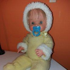 Otras Muñecas de Famosa: ANTIGUO MUÑECO NENUCO DE FAMOSA - AÑOS 70 - TODO DE ORIGEN. Lote 100555792
