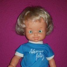 Otras Muñecas de Famosa: ANTIGUO MUÑECO NENUCO FELIZ FAMOSA AÑO 1981. Lote 100671010