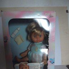 Otras Muñecas de Famosa: MUÑECA FAMOSA SERIE NURSERY BABY LAGRIMITAS. SIN USO. Lote 100673543