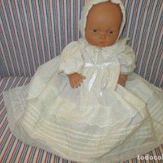 Otras Muñecas de Famosa: NENUCO, CON VESTIDO BAUTIZO ORIGINAL. Lote 101480403