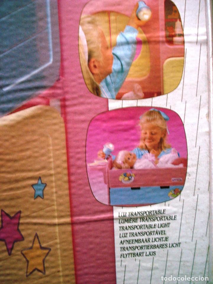 Otras Muñecas de Famosa: NENUCO: MÓDULO HABITACIÓN DORMITORIO CON LUZ ¡¡NUEVA, ORIGINAL Y ÚNICA!! AÑOS 90 - Foto 3 - 101741131