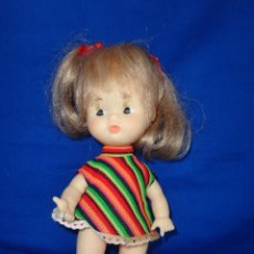 Otras Muñecas de Famosa: CHERRY - BONITA MUÑECA CHERRY DE FAMOSA TODA DE ORIGEN VESTIDO ETIQUETA Nº 224 VER FOTOS!! SM. Lote 101941959