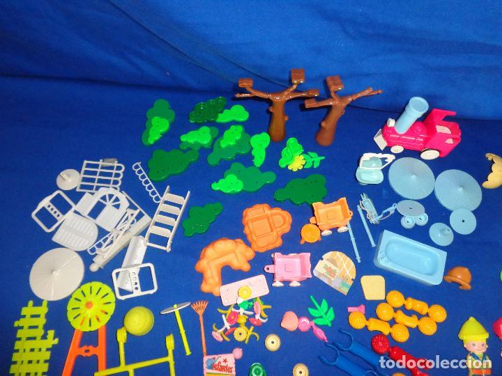 Otras Muñecas de Famosa: PINYPON-LOTAZO PIN Y PON, PIEZAS ZOO CON TREN,ANIMALES Y MUÑECOS,VER FOTOS Y DESCRIPCION! SM - Foto 3 - 101976303
