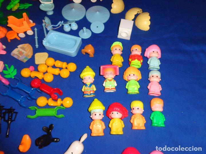 Otras Muñecas de Famosa: PINYPON-LOTAZO PIN Y PON, PIEZAS ZOO CON TREN,ANIMALES Y MUÑECOS,VER FOTOS Y DESCRIPCION! SM - Foto 4 - 101976303