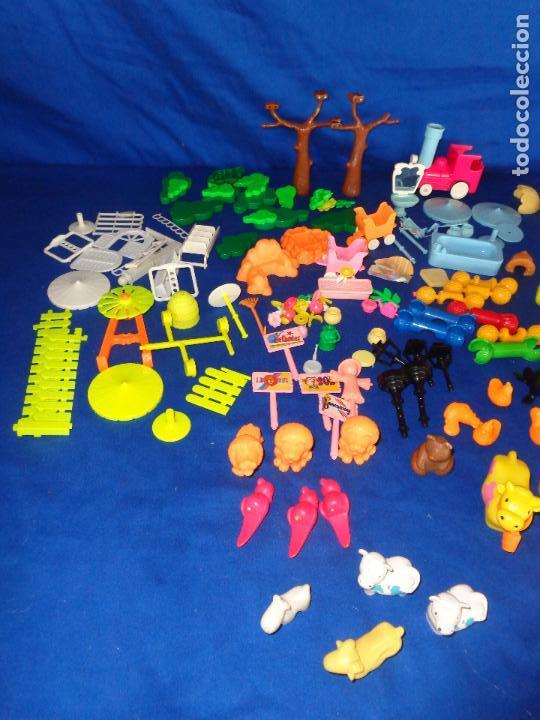 Otras Muñecas de Famosa: PINYPON-LOTAZO PIN Y PON, PIEZAS ZOO CON TREN,ANIMALES Y MUÑECOS,VER FOTOS Y DESCRIPCION! SM - Foto 16 - 101976303
