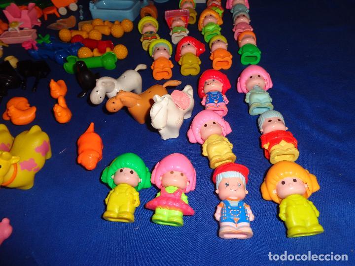 Otras Muñecas de Famosa: PINYPON-LOTAZO PIN Y PON, PIEZAS ZOO CON TREN,ANIMALES Y MUÑECOS,VER FOTOS Y DESCRIPCION! SM - Foto 19 - 101976303