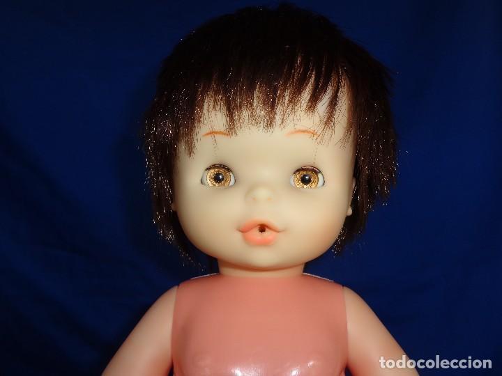 MATY - BONITO MUÑECO MATY DE FAMOSA AÑOS 70,OJOS IRIS MARGARITA MARRONES VER FOTOS Y DESCRIPCION! SM (Juguetes - Muñeca Española Moderna - Otras Muñecas de Famosa)