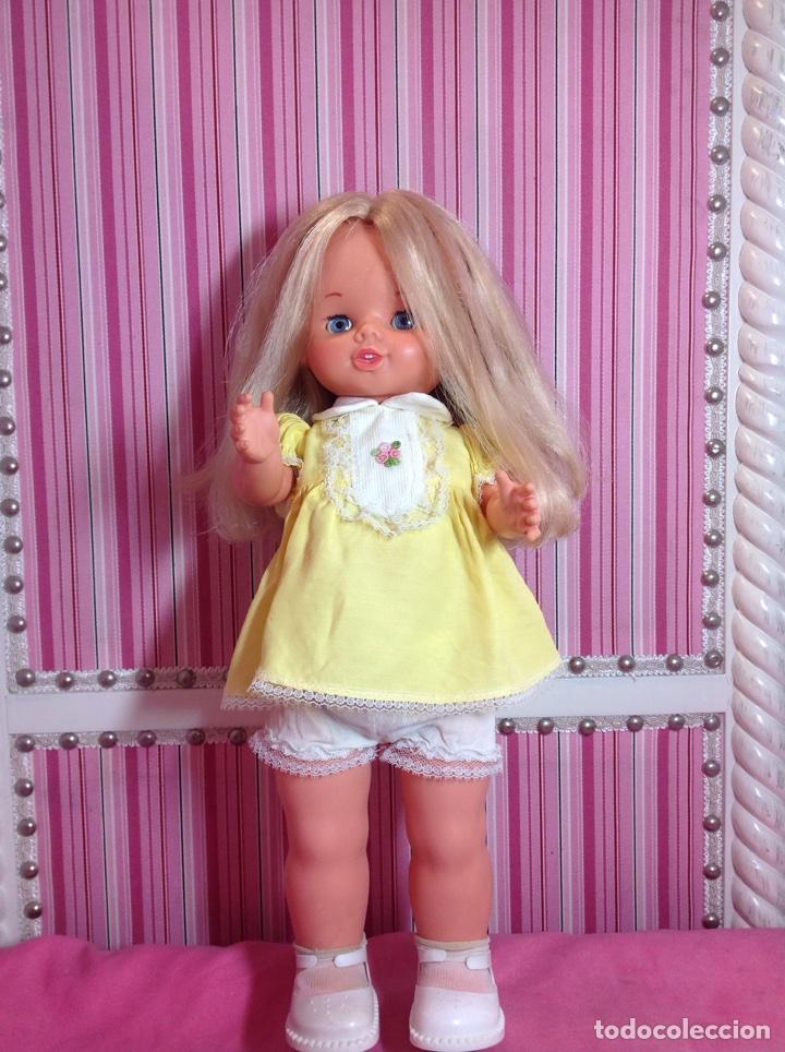 MUÑECA LEILA DE FAMOSA (Juguetes - Muñeca Española Moderna - Otras Muñecas de Famosa)