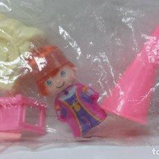 Otras Muñecas de Famosa: PIN Y PON MEDIEVAL ADIVINA-ESTRENAR 1990. Lote 103093679