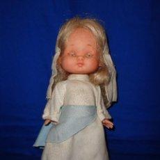 Otras Muñecas de Famosa: FAMOSA - MUÑECA RAPACIÑA DE VIRGEN MARIA, FAMOSA AÑOS 60, TODA DE ORIGEN,VER FOTOS Y DESCRIPCION! SM. Lote 105214651