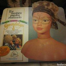 Otras Muñecas de Famosa: PROPAGANDA DE FAMOSA. GWENDOLUN. {CARTON}. Lote 105619662