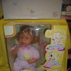 Otras Muñecas de Famosa: BABY EXPRESSIONS, EXPRESSIONES DE FAMOSA, AÑO 2003, CAMBIA DE CARAS, FUNCIONA, NUEVA SIN USAR.. Lote 106774831