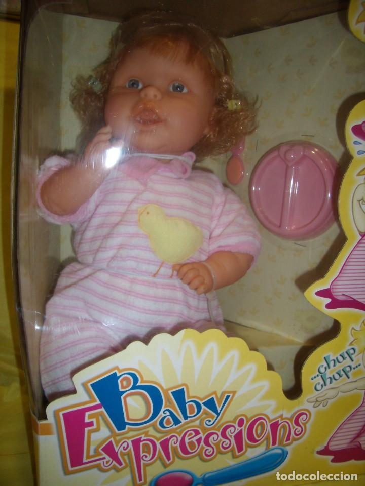 Otras Muñecas de Famosa: Baby Expressions, Expressiones de Famosa, año 2003, cambia de caras, funciona, Nueva sin usar. - Foto 6 - 106774831