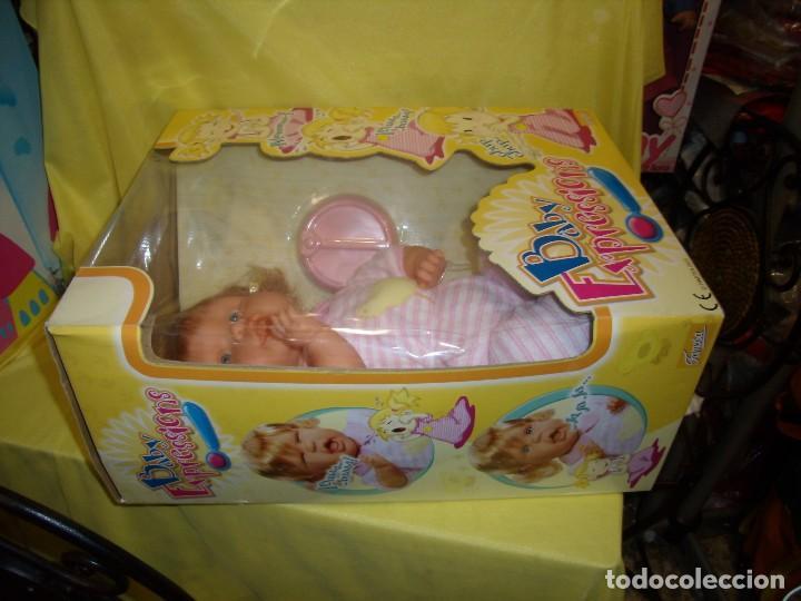 Otras Muñecas de Famosa: Baby Expressions, Expressiones de Famosa, año 2003, cambia de caras, funciona, Nueva sin usar. - Foto 7 - 106774831