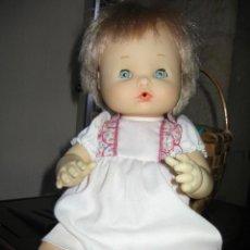 Otras Muñecas de Famosa: BONITA NENUCA VESTIDO ORIGINAL. Lote 107280019