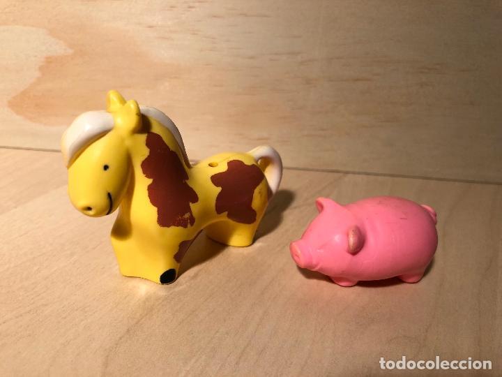 Otras Muñecas de Famosa: LOTE PIN Y PON FIGURAS Y ANIMALES ANTIGUOS - Foto 4 - 107294311
