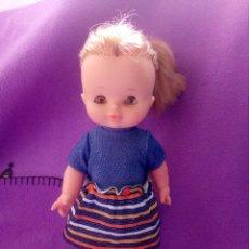 Otras Muñecas de Famosa: MARILOLI DE FAMOSA - AÑOS 70 - OJOS MARGARITA - TODA DE ORIGEN - PARECIDA A LESLY.. Lote 107497547