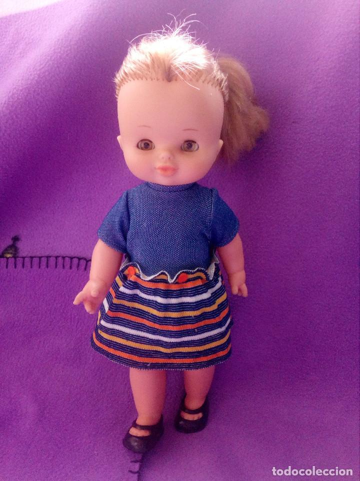 Otras Muñecas de Famosa: MARILOLI DE FAMOSA - AÑOS 70 - OJOS MARGARITA - TODA DE ORIGEN - PARECIDA A LESLY. - Foto 10 - 107497547
