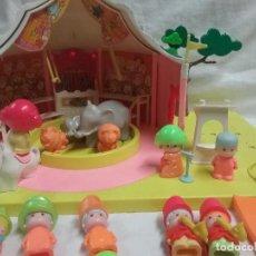 Otras Muñecas de Famosa: ANTIGUO CIRCO DE MUÑECO PIN Y PON DE FAMOSA - REFERENCIA 2252 . Lote 108672587