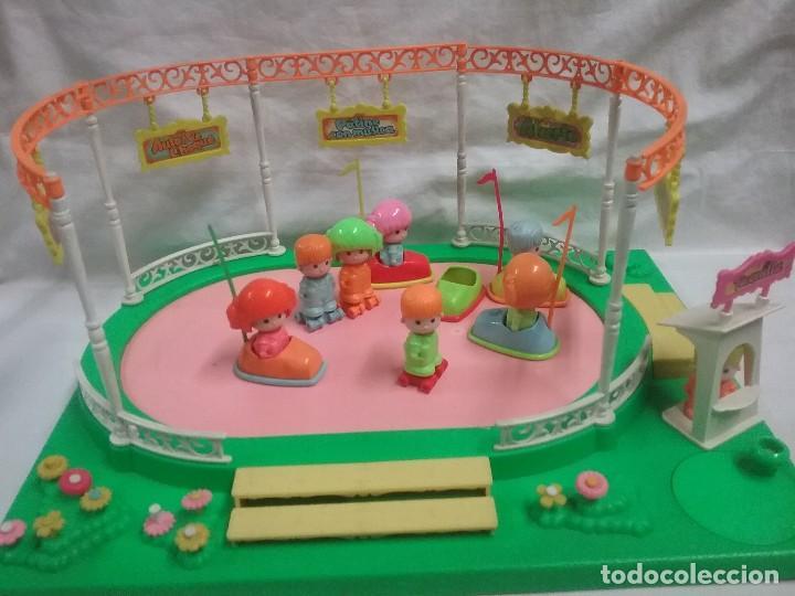 Otras Muñecas de Famosa: PISTA AUTO COCHES AUTOCOCHES Y PISTA DE PATINAJE DE MUÑECO PIN Y PON DE FAMOSA REFERENCIA 2246 - Foto 5 - 108673183