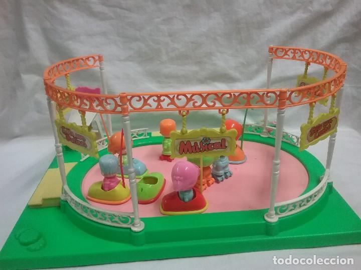 Otras Muñecas de Famosa: PISTA AUTO COCHES AUTOCOCHES Y PISTA DE PATINAJE DE MUÑECO PIN Y PON DE FAMOSA REFERENCIA 2246 - Foto 6 - 108673183
