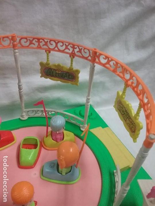 Otras Muñecas de Famosa: PISTA AUTO COCHES AUTOCOCHES Y PISTA DE PATINAJE DE MUÑECO PIN Y PON DE FAMOSA REFERENCIA 2246 - Foto 4 - 108673183