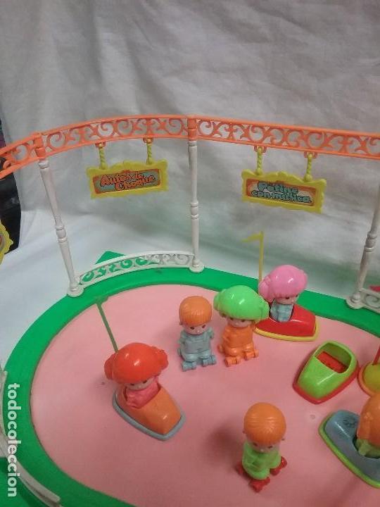 Otras Muñecas de Famosa: PISTA AUTO COCHES AUTOCOCHES Y PISTA DE PATINAJE DE MUÑECO PIN Y PON DE FAMOSA REFERENCIA 2246 - Foto 2 - 108673183