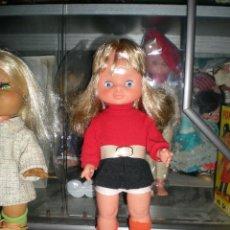 Otras Muñecas de Famosa: BONITA PITUSA DE FAMOSA RUBIA CERVEZA AÑOS 70/80 MUY BUEN ESTADO. Lote 109047907