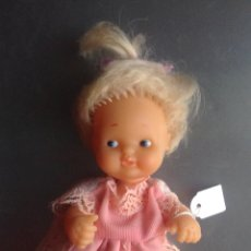 Otras Muñecas de Famosa: BARRIGUITAS. CABELLO RUBIO BLANCO. VELL I BELL.. Lote 109266407